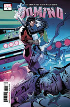 Image: Domino #4 - Marvel Comics