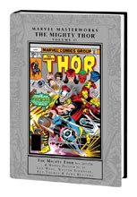 Image: Marvel Masterworks Mighty Thor Vol. 17 HC  - Marvel Comics