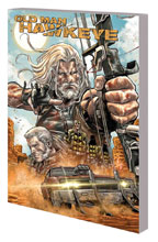 Image: Old Man Hawkeye Vol. 01: An Eye for An Eye SC  - Marvel Comics