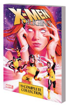 Image: X-Men Origins Complete Collection SC  - Marvel Comics