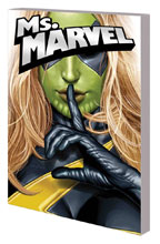 Image: Captain Marvel: Carol Danvers - The Ms. Marvel Years Vol. 02 SC  - Marvel Comics