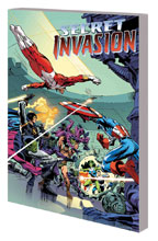 Image: Secret Invasion: Rise of Skrulls SC  - Marvel Comics