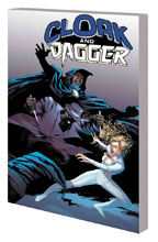 Image: Cloak and Dagger: Predator and Prey SC  - Marvel Comics