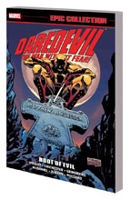 Image: Daredevil Epic Collection: Root of Evil SC  - Marvel Comics