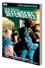 Image: Defenders Epic Collection: The New Defenders SC  - Marvel Comics