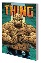 Image: Thing and Human Torch by Dan Slott SC  - Marvel Comics