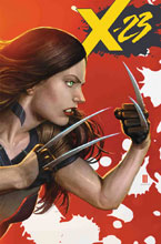 Image: X-23 #1 by Choi Poster  - Marvel Comics
