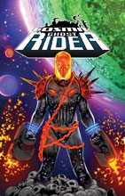 Image: Cosmic Ghost Rider #1 by Shaw Poster  - Marvel Comics