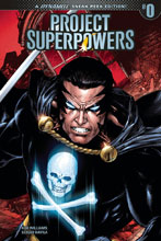Image: Project Superpowers: Chapter Three #0 (cover E incentive - Ed Benes) (40-copy) - Dynamite