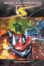 Image: Project Superpowers Omnibus Vol. 01: Dawn of Heroes SC  - Dynamite
