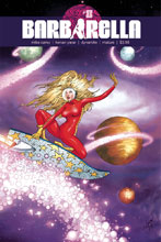 Image: Barbarella #8 (cover E subscription - Yarar) - Dynamite