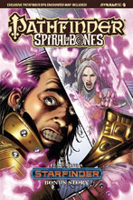 Image: Pathfinder: Spiral of Bones #5 (cover A - Santucci) - Dynamite