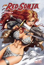 Image: Red Sonja #19 (cover C - Duursema) - Dynamite