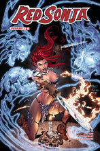 Image: Red Sonja #19 (cover E subscription - Royle) - Dynamite