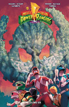 Image: Mighty Morphin Power Rangers Vol. 06 SC  - Boom! Studios