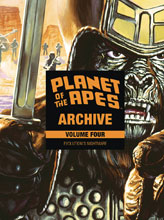 Image: Planet of Apes Archive Vol. 04 HC  - Boom! Studios