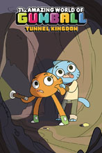 Image: Amazing World Gumball Original Vol. 05: Tunnel Kingdom GN  - Boom! Studios