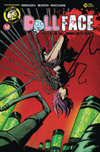 Image: Dollface #18 (cover C - Stanley Pin Up) - Action Lab - Danger Zone