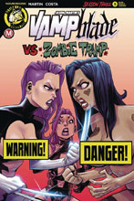 Image: Vampblade: Season 3 #5 (cover B - Costa risque) - Action Lab - Danger Zone