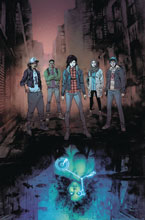 Image: Lost City Explorers #2 - Aftershock Comics