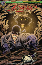 Image: Zorro: Swords of Hell #1 (variant cover - Gallant Demon Fury) - American Mythology Productions