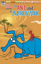 Image: Pink Panther Presents: The Ant & the Aardvark #1 (variant cover - Flashback Animation) - American Mythology Productions