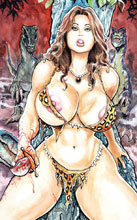Image: Cavewoman: Marshvilles Beauties #1 (cover B - Massey nude) - Amryl Entertainment