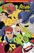 Image: Archie Meets Batman '66 #1 (cover B - Charm) - Archie Comic Publications