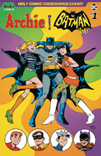 Image: Archie Meets Batman '66 #1 (cover D - Jarrell & Fitzpatrick) - Archie Comic Publications