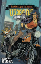 Image: Betty & Veronica: Vixens #8 (cover A - Anwar) - Archie Comic Publications
