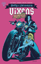 Image: Betty & Veronica: Vixens #8 (cover B - Fish) - Archie Comic Publications