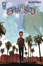 Image: Shrugged Vol. 3 #6 (cover B - Gunnell) - Aspen MLT Inc