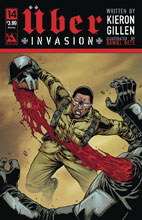 Image: Uber: Invasion #14 (variant cover - Blitzkreig) - Avatar Press Inc