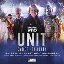 Image: Doctor Who Audio CD Set #6: Cyber Reality Unit  - Big Finish