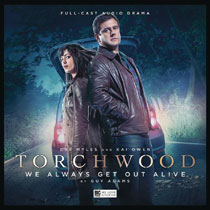 Image: Torchwood Audio CD: The Last Beacon Room  - Big Finish