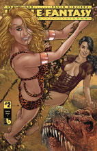 Image: Jungle Fantasy: Vixens #2 (variant cover - Costume Change A) - Boundless Comics