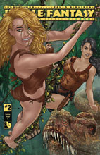 Image: Jungle Fantasy: Vixens #2 (variant cover - Costume Change C) - Boundless Comics