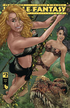 Image: Jungle Fantasy: Vixens #2 (variant cover - Costume Change D) - Boundless Comics