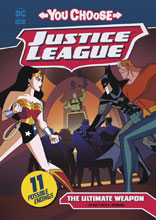 Image: Justice League: You Choose Young Readers - Ultimate Weapon SC  - Capstone Press