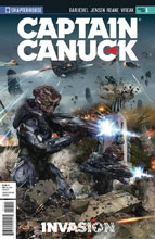 Image: Captain Canuck Season 4 #1 - Chapterhouse Publishing, Inc
