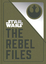 Image: Star Wars: Rebel Files HC  - Chronicle Books