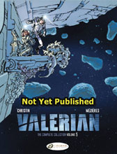 Image: Valerian Complete Collection Vol. 05 HC  - Cinebook