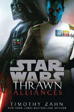 Image: Star Wars: Thrawn Alliances HC  - Del Rey