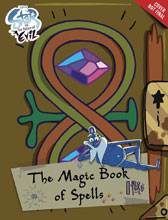 Image: Disney Star vs. Forces of Evil: Magic Book of Spells HC  - Disney Press