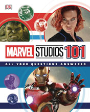 Image: Marvel Studios 101: All Your Questions Answered HC  - DK Publishing Co