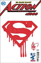 Image: Action Comics #1000 (signed - Sketch Haeser) - Dynamic Forces