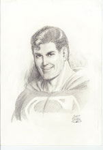 Image: Action Comics #1000 (variant DFE cover - Curt Swan) (DFE signed - Bendis) - Dynamic Forces