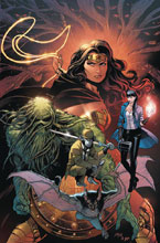 Image: Justice League Dark  (DFE signed - Tynion IV) - Dynamic Forces