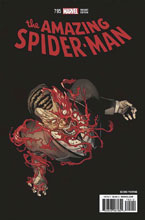 Image: Amazing Spider-Man #795 (variant DFE Symbiote cover) (DFE signed - Romita) - Dynamic Forces