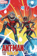 Image: Ant-Man and The Wasp #1 (variant DFE cover - Remark Haeser) - Dynamic Forces